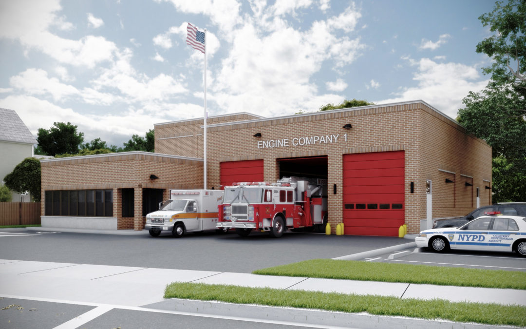 PARK AVENUE FIRE STATION